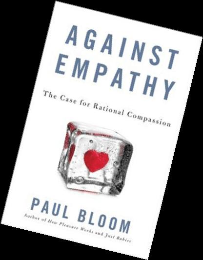 Tegen empathie?