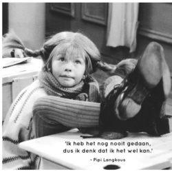Pippi-Mindset