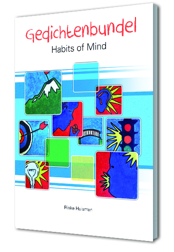 Vers van de pers: Gedichtenbundel Habits of Mind