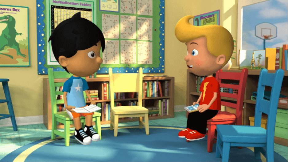Educatieve animatiefilmpjes nu beschikbaar!