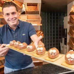 Muizen in de bakkerij